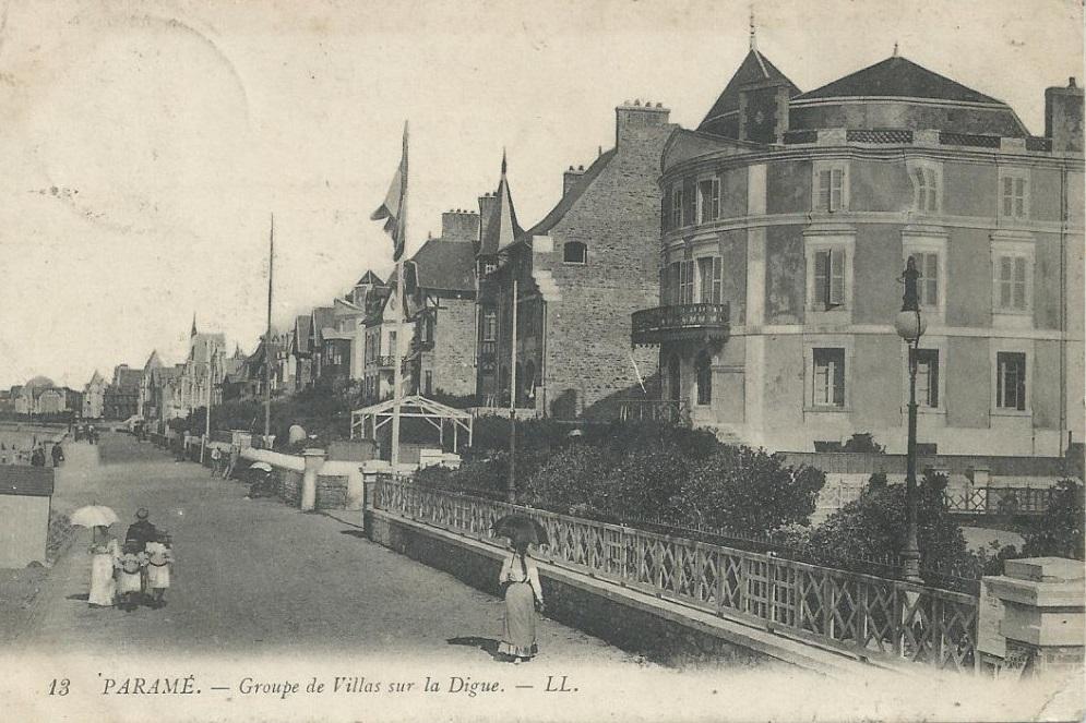 Villas digue2